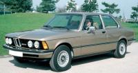 BMW 320 1975 года