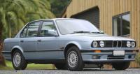 BMW E30, четырехдверный седан