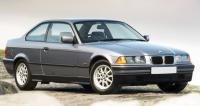 BMW E36, двухдверное купе