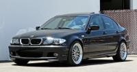BMW E46, четырехдверный седан