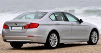 BMW F30, седан, вид сзади