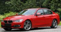 BMW F30, седан