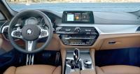 BMW G30, интерьер