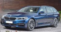 BMW G31, универсал, вид спереди