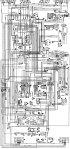 Схема электрооборудования автомобилей «525» и «528»