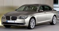 BMW F01, вид спереди