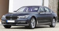 BMW G11, вид спереди