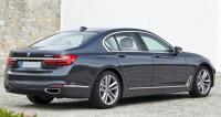 BMW G11, вид сзади