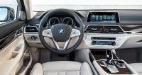 Интерьер BMW G11