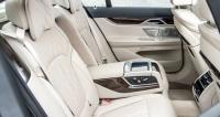 Задние сиденья BMW G11