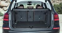 BMW X3 G01, багажник