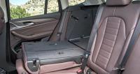 BMW X3 G01, задние сиденья