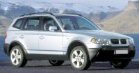 BMW X5 E53, рестайлинг 2003