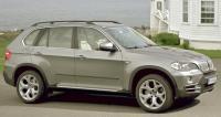 BMW X5 E70, вид сбоку
