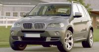 BMW X5 E70, вид спереди