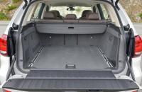 BMW X5 F15, багажник