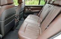 BMW X5 F15, задние сиденья